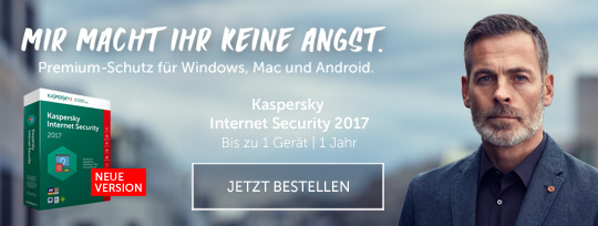 Kaspersky Internet Security 2017 + Kaspersky Internet Security for Android
