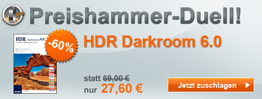 HDR Darkroom 6.0 + Ebook Digitale Fotoschule