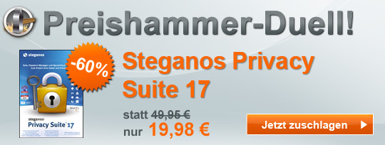 Steganos Privacy Suite 17