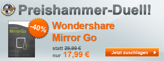 Wondershare Mirror Go