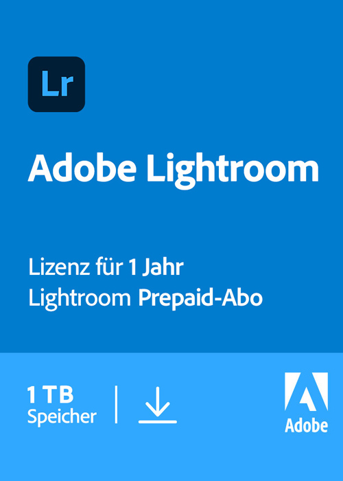 Adobe Photoshop Lightroom CC