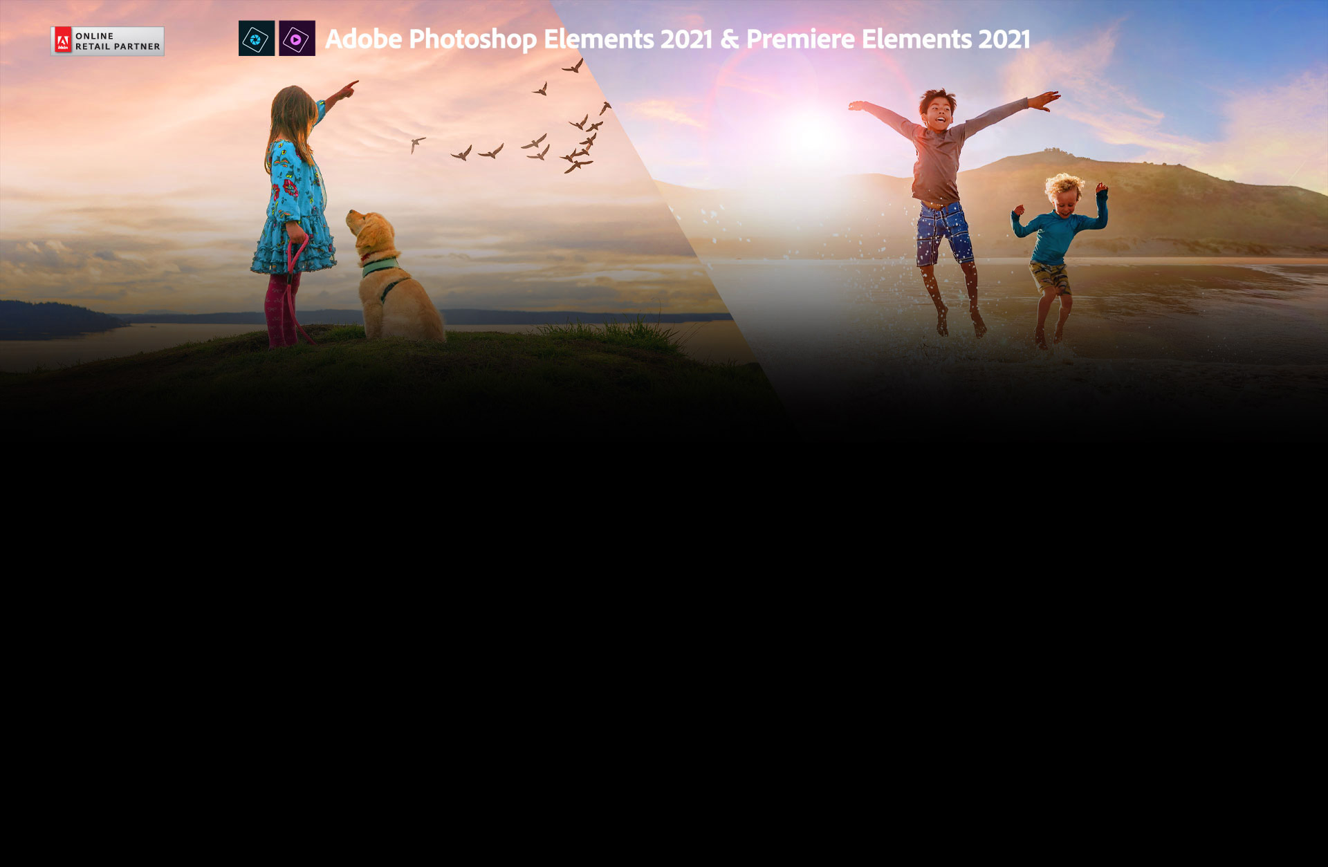 Adobe Photoshop Elements 2021 & Adobe Premiere Elements  2021 (Windows)