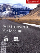 Aiseesoft HD Converter für Mac - 2018