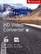 Aiseesoft HD Video Converter für PC - 2018