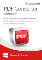 Aiseesoft PDF Converter Ultimate für PC - 2018