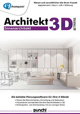 Architekt 3D 20 Innenarchitekt