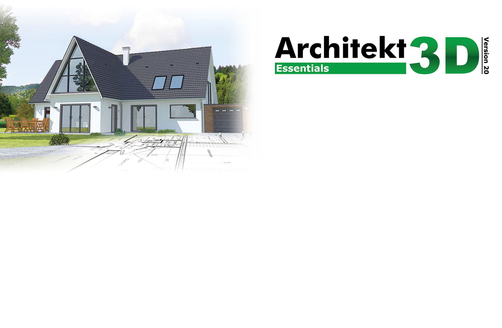 Architekt 3D 20 Essentials