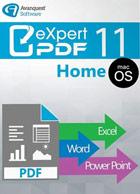 eXpert PDF 11 Home (MAC)