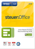 WISO Steuer-Office 2019