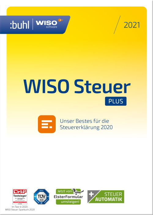 WISO steuer Plus 2021