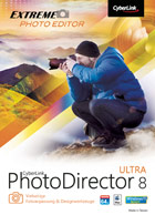 PhotoDirector 8.0 Ultra - Mac