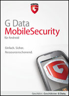 G Data MobileSecurity für Android