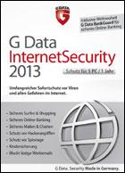 G DATA Internet Security 2013 - 3-Platz