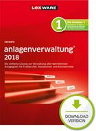 Lexware anlagenverwaltung 2018 - 1 Jahr