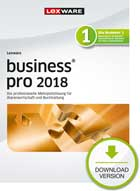 Lexware Business Pro 2018