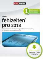 Lexware Fehlzeiten Pro 2018