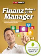 Lexware FinanzManager Deluxe 2019 - 1 Jahr
