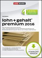 Lexware Lohn+Gehalt Premium 2016