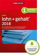 Lexware Lohn+Gehalt 2018