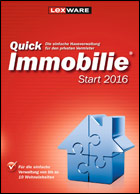 Lexware QuickImmobilie Start 2016