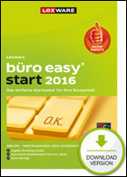 Lexware Büro Easy Start 2016