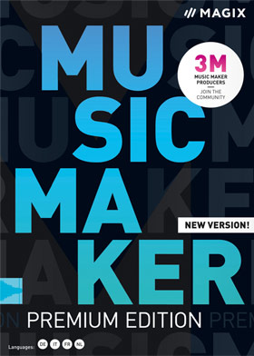 MAGIX Music Maker Premium 2020