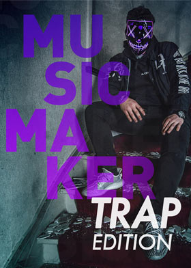 MAGIX Music Maker 2020 Trap Edition
