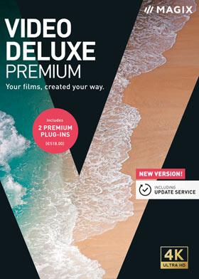 Magix Video Deluxe 2020 Premium