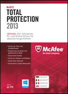 McAfee TotalProtection 2013