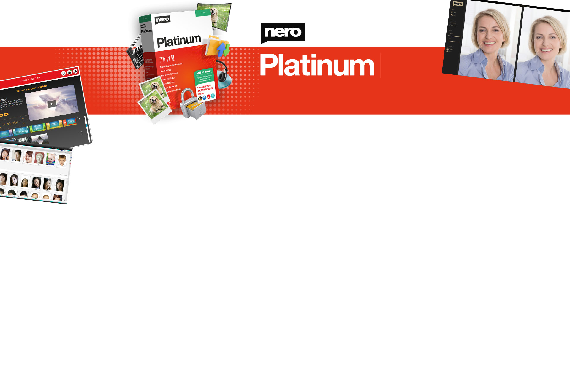 Nero Platinum Unlimited