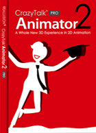 CrazyTalk Animator 2 PRO (Windows)