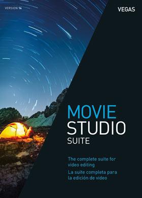 VEGAS Movie Studio 14 Suite
