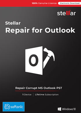 Stellar Repair for Outlook Professional V10.0