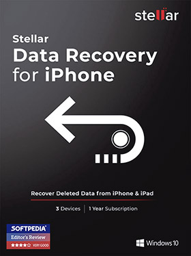 Stellar Data Recovery for iPhone Windows V5.0.0.6