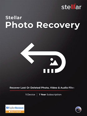 Stellar Photo Recovery Standard for Mac V10.0