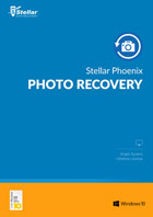 Stellar Phoenix Photo Recovery Windows V8