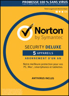 Norton Security Deluxe 2017