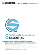 SYSTRAN 8 Translator Essential - Deutsch <> Englisch