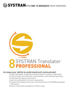 SYSTRAN 8 Translator Professional - Deutsch <> Englisch