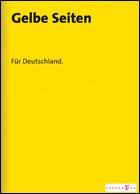 Gelbe Seiten Für Deutschland. Herbst/Winter 2015/16