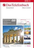 Das Telefonbuch. Deutschland Frühjahr/Sommer 2016
