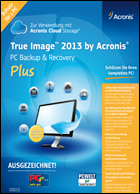 True Image 2013 – Plus Pack