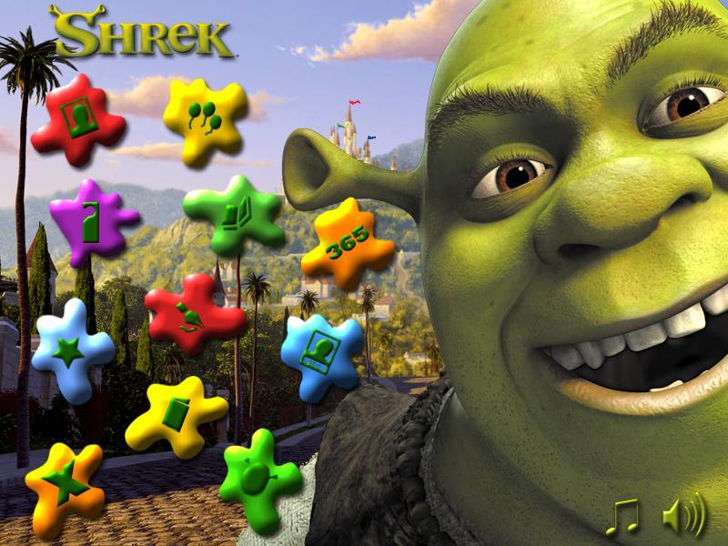 Shrek 2 Paint & Create screenshot 3