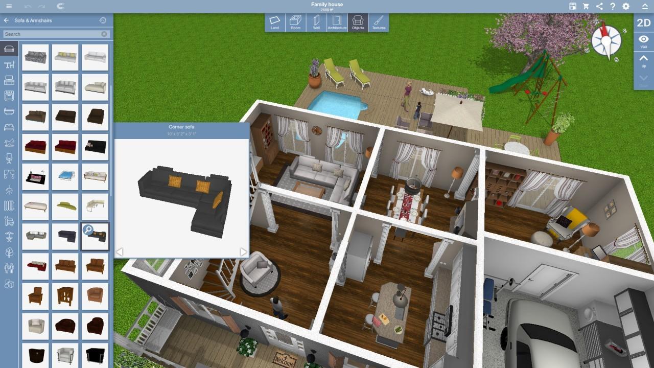 Kaufen Home Design 20D auf SOFTWARELOAD