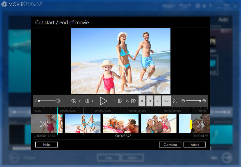 Ashampoo Movie Studio Pro 2 screenshot 5