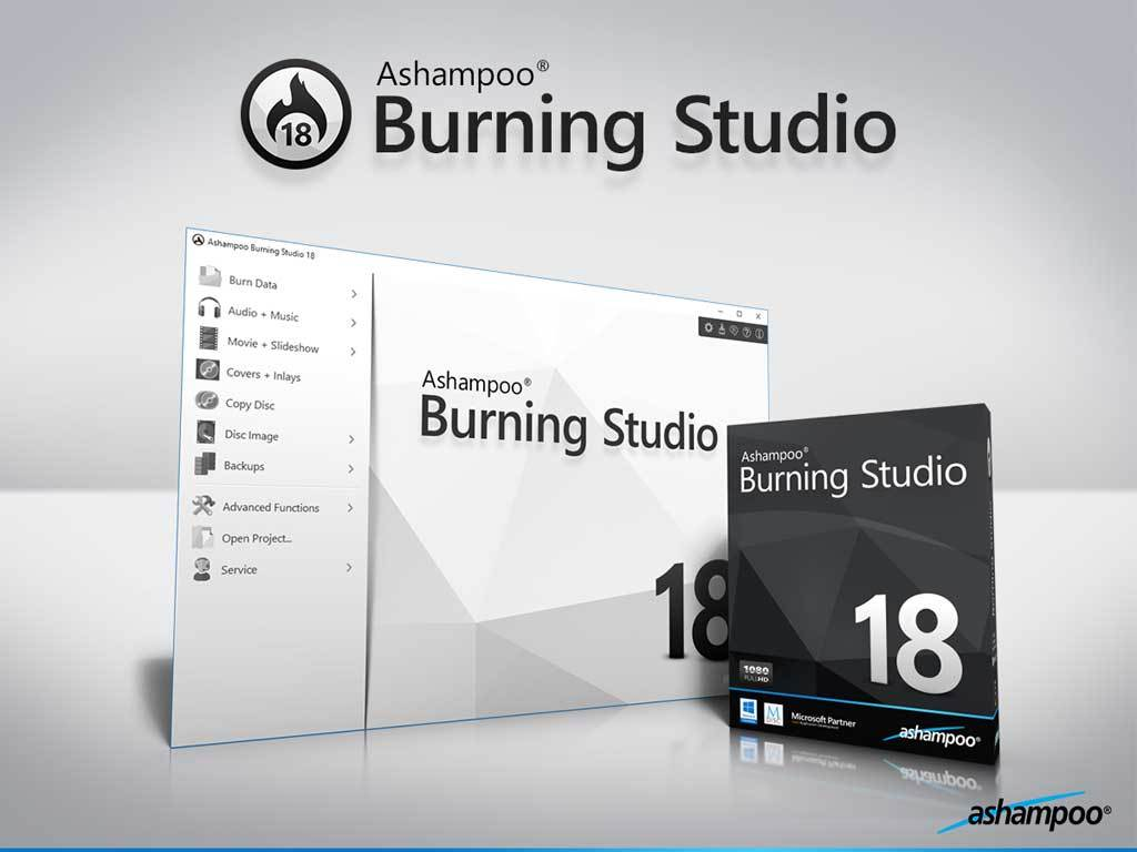 Ashampoo Burning Studio 18 screenshot 7