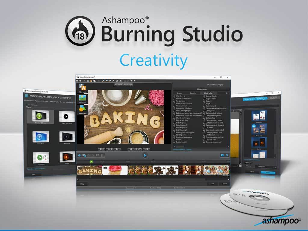 Ashampoo Burning Studio 18 screenshot 9