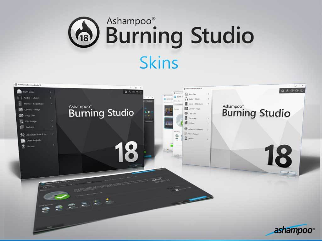 Ashampoo Burning Studio 18 screenshot 10