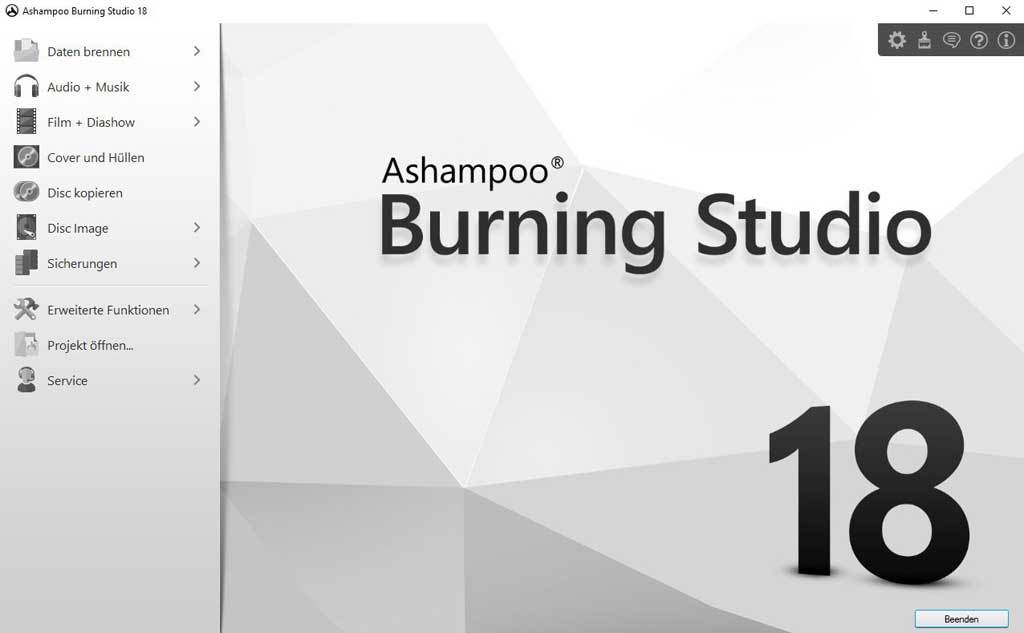Ashampoo Burning Studio 18 screenshot 13