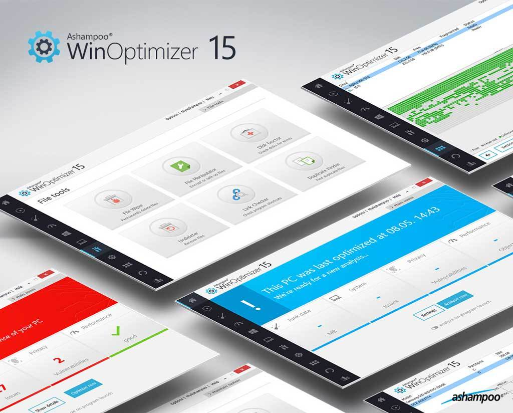 Ashampoo WinOptimizer 15 screenshot 9